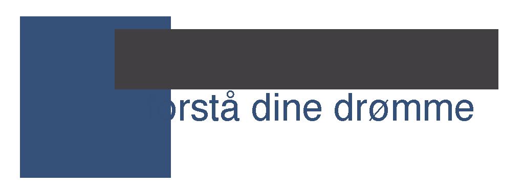 Logo Drømmetyder - forstå dine drømme
