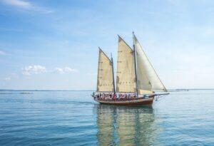 betydningen af drømme om skibe - drømmetydning båd som drømmesymbol
